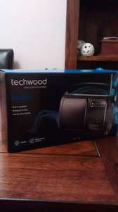 Techwood am/fm radio £7 at Morrison's