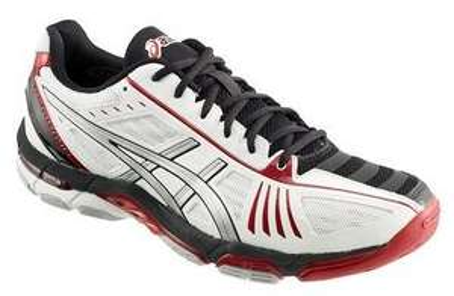 ASICS Gel Elite 2 Volleyball Shoes Size 9 half price @ £59.99 @ Decathlon