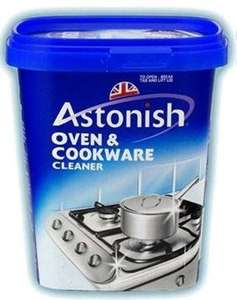 Astonish Cookware cleaning paste (The ultimate general cleaning paste) 99p for 500g @ 99P stores