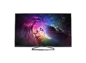 Phillips Ultra-Slim Smart 4K, 3D, (50 Inch) Ultra-HD LED TV £850 @Phillips.co.uk