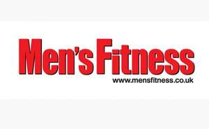 Get a free copy of the NEW LOOK Mens Fitness magazine