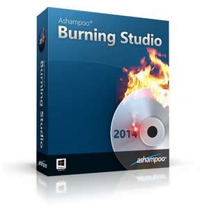Ashampoo Burning Studio 2014