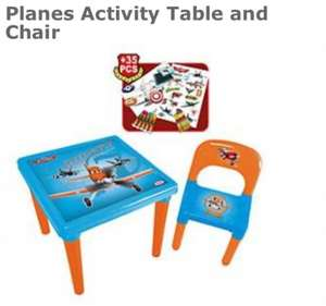 Planes activity table and chair @ Sainsburys instore - £12.50