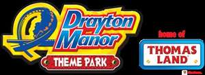 Drayton Manor Parent & Toddler 2014/15 off peak season pass £30