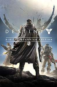 Destiny Digital Guardian Edition - PS4 [Digital Code] (Inc Expansion Pass) £54.30 @ Amazon US