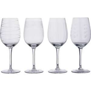 4 Wine Glasses 75% Off! £4.99 @ Argos