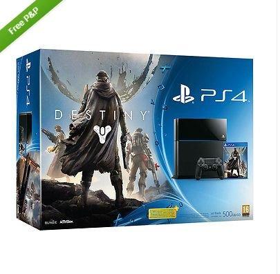 PS4 inc Destiny - £319.99 @ Shopto Ebay free P&P