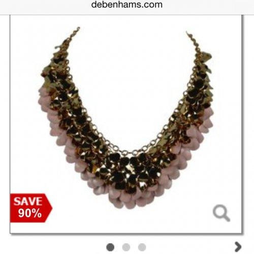 Debenhams jewellery sale up to 90% off