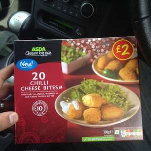 Asda - Chilli Cheese Bites