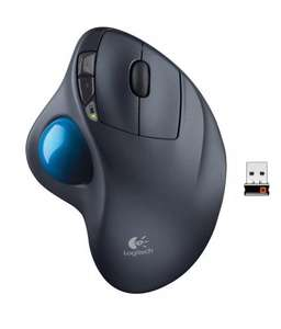 Logitech M570 Wireless Trackball - Graphite [UK Model] £23.32 Dispatched from and sold by Amazon
