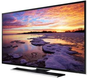"Samsung UE40HU6900 40"" 4K Ultra HD LED Smart TV with Netflix 4k @ ebay/Crampton & Moore"