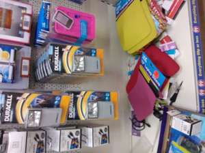 Duracell Compact Home & Auto Torch @ 99p Stores