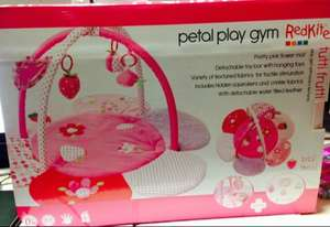 Red kite petal play gym £7.50 in store @morrisons