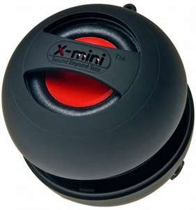 XMI X-Mini II 2nd Generation Capsule Speaker £7.52 plus delivery (free if order over £10 / Prime) @ Amazon