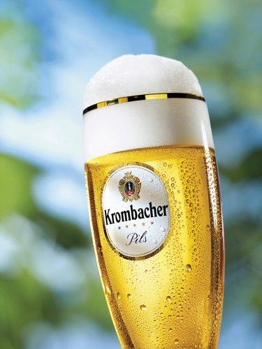 Krombacher German Pilsner lager 4 for £6 at Tesco - £1.50/500ml bottle