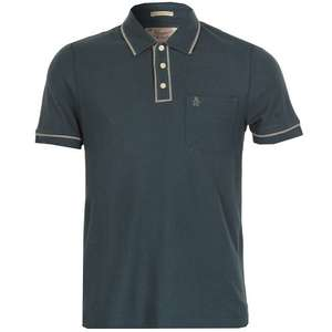 Men's Penguin Oxford Polo Shirt £19.99 (63% off RRP) on ebay / getthelabel