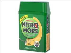 Nitromors All Purpose Paint and Varnish Remover 458g £5.94 @ Amazon (Free delivery with Prime or £10 spend)
