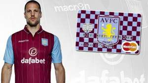 Free Aston Villa 2014/15 Kit (Get the Aston Villa credit card, spend £200 in the first 90 days)