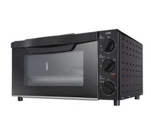 LOGIK 18 LITRE ELECTRIC MINI OVEN IN BLACK, ONLY £24.99 @CURRYS WITH FREE HOME DELIVERY