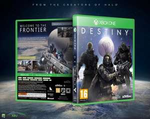 Destiny Xbox One Digital Download £30.50 change region to Hong Kong