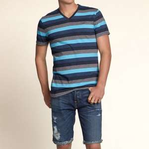 Men's Hollister T-shirts £8 each free with delivery @ Hollister