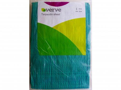 ** Verve Tarpaulin Sheet 3m x 2m now only £2 @ B&Q **