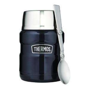 Thermos Stainless King Food Flask 0.47L Blue £9.99 @ Amazon.co.uk