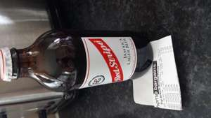 Red Stripe Lager - 300ml Bottles 69p @ Home Bargains
