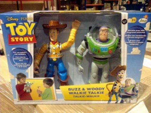 Toy Story Buzz & Woody Walkie Talkies - £19.99 in B&M