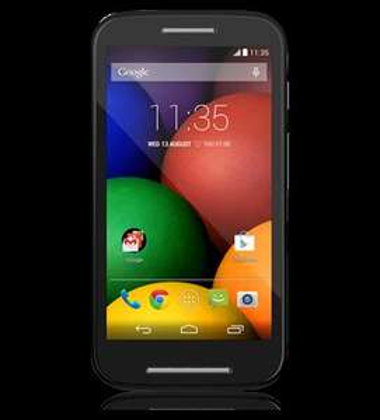 Motorola Moto E for £49.99 at Virgin Mobile - £10 topup NOT needed