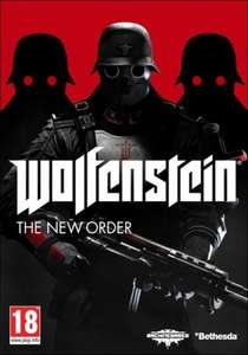 Wolfenstein: The New Order (Steam) £16.79 @ Gamefly