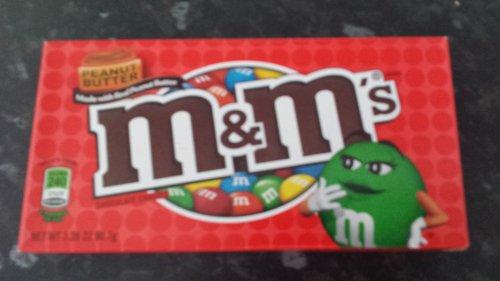 Peanut Butter M&Ms @ B&M - £1