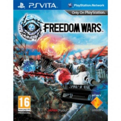Freedom wars PS Vita - £21.99 @ 365 Games