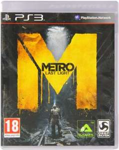 Metro: Last Light (PS3/X360) £7 Delivered @ Tesco Direct/Amazon (Also In The Clubcard Boost)