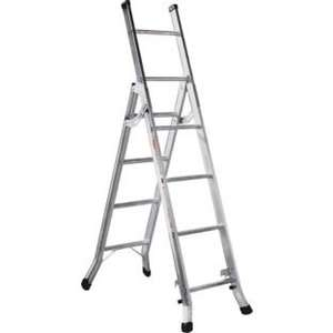 Abru Domestic Aluminium 3 Way Combination Ladder £35 @ Asda Living instore