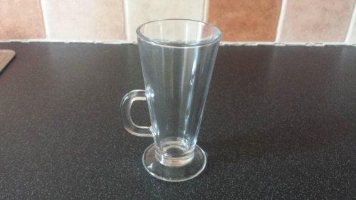 Glass Latte Mug @ Poundland