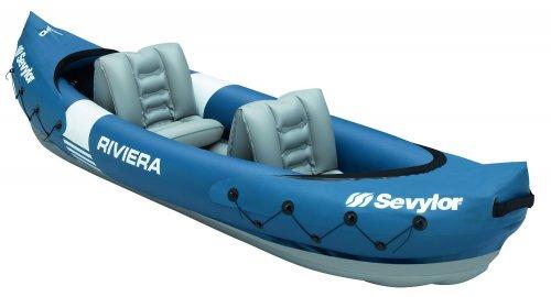 Sevylor Riviera 2 Person Kayak £59.55 @ Amazon