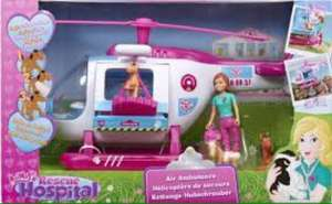 Animagic Rescue Hospital Air Ambulance £10 @ Sainsburys