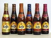 Leffe Ruby Beer 750Ml 2 for £5.00 @ Tesco