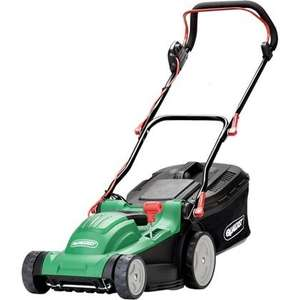 Qualcast RM37 Electric Lawnmower - 1400w - £59.99 @ Homebase (Instore & Online)