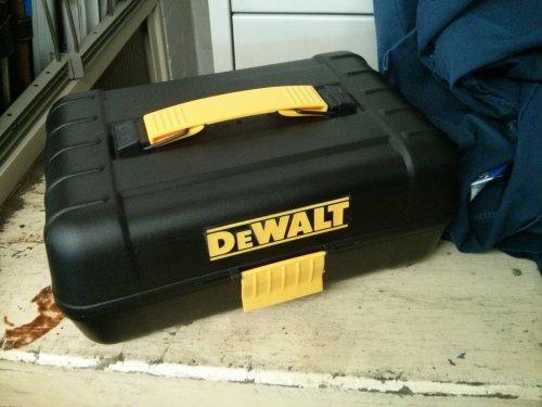 Free Dewalt Lunchbox Screwfix
