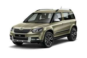LEASE CAR Skoda Yeti Outdoor 2.0TDI 170PS L+K. £210/month inc vat + 9months deposit