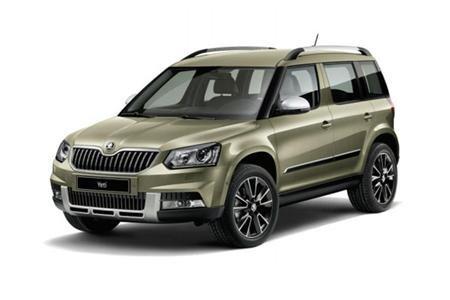 LEASE CAR Skoda Yeti Outdoor 2.0TDI 170PS L+K. £210/month inc vat + 9months deposit