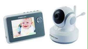 Foscam FBM3501 Video Baby Monitor - £79.99 @ Amazon