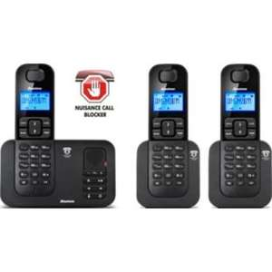Binatone Shield 6025 Cordless Telephone - Triple. only £59.99 @ Argos