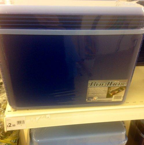 Koelbox Coolbox £2.50 Wilkinsons