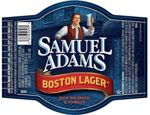 24 x 330ml Samuel Adams for £24.00 (collection only) @ Majestic Wine Warehouse