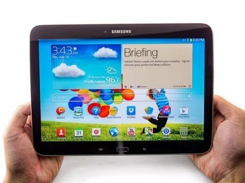 B-Stock Samsung Galaxy Tab 3 10.1 - £132.85 @ Expansys