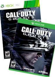 Cod Ghosts Digital Combo pack (Xbox One & 360) £17.99 @ GamePointsNow