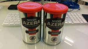 Nescafe Azera Intenso 2 for £5 or £4.98 each at Asda instore/online